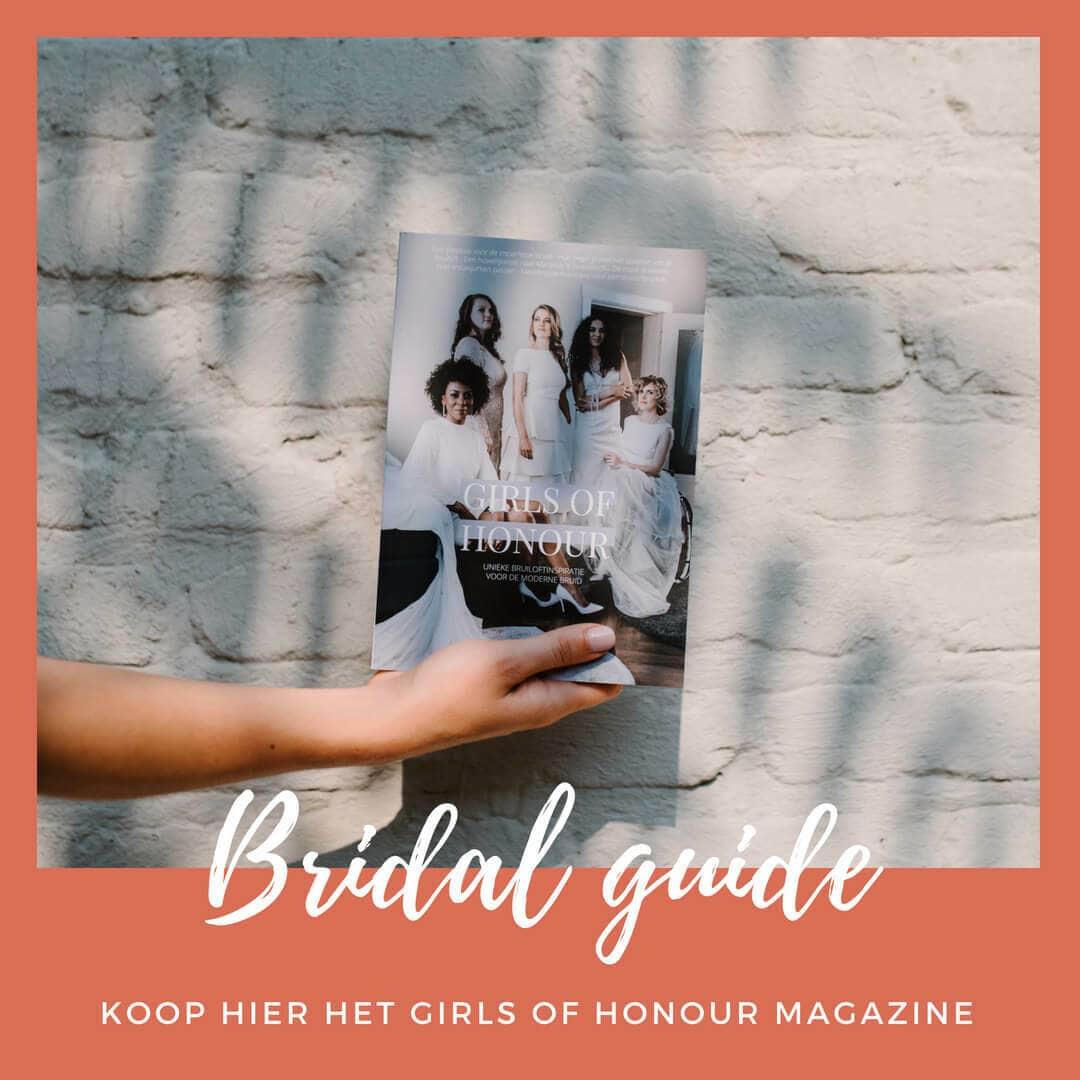 Bruiloft plannen met het girls of honour trouw magazine, alles over trouwen en met veel bruiloft inspiratie en tips