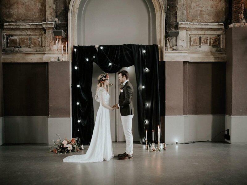 bruiloft plannen waar beginnen hersftbruiloft winterbruiloft industriele originele trouwlocatie