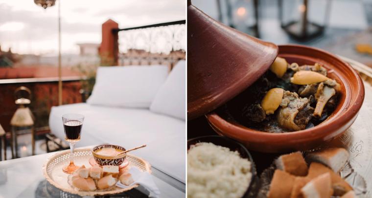 Honeymoon Hotspot: Dar Jaguar in Marrakech