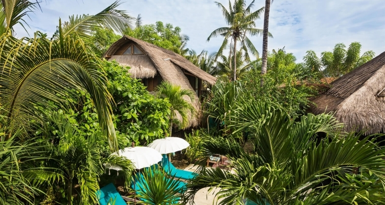 Honeymoon Hotspot: Tigerlillys hotel, jungle paradijs in Nusa Lembongan bij Bali