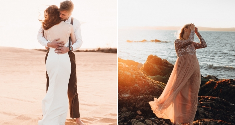 Trouwjurken passen: zo vind jij de mooiste bruidsjurk die echt bij jou past!