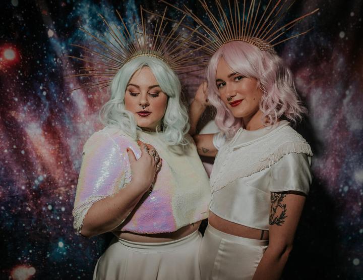 Nieuwe collectie Lucy Can't Dance - Trouwjurken voor badass brides