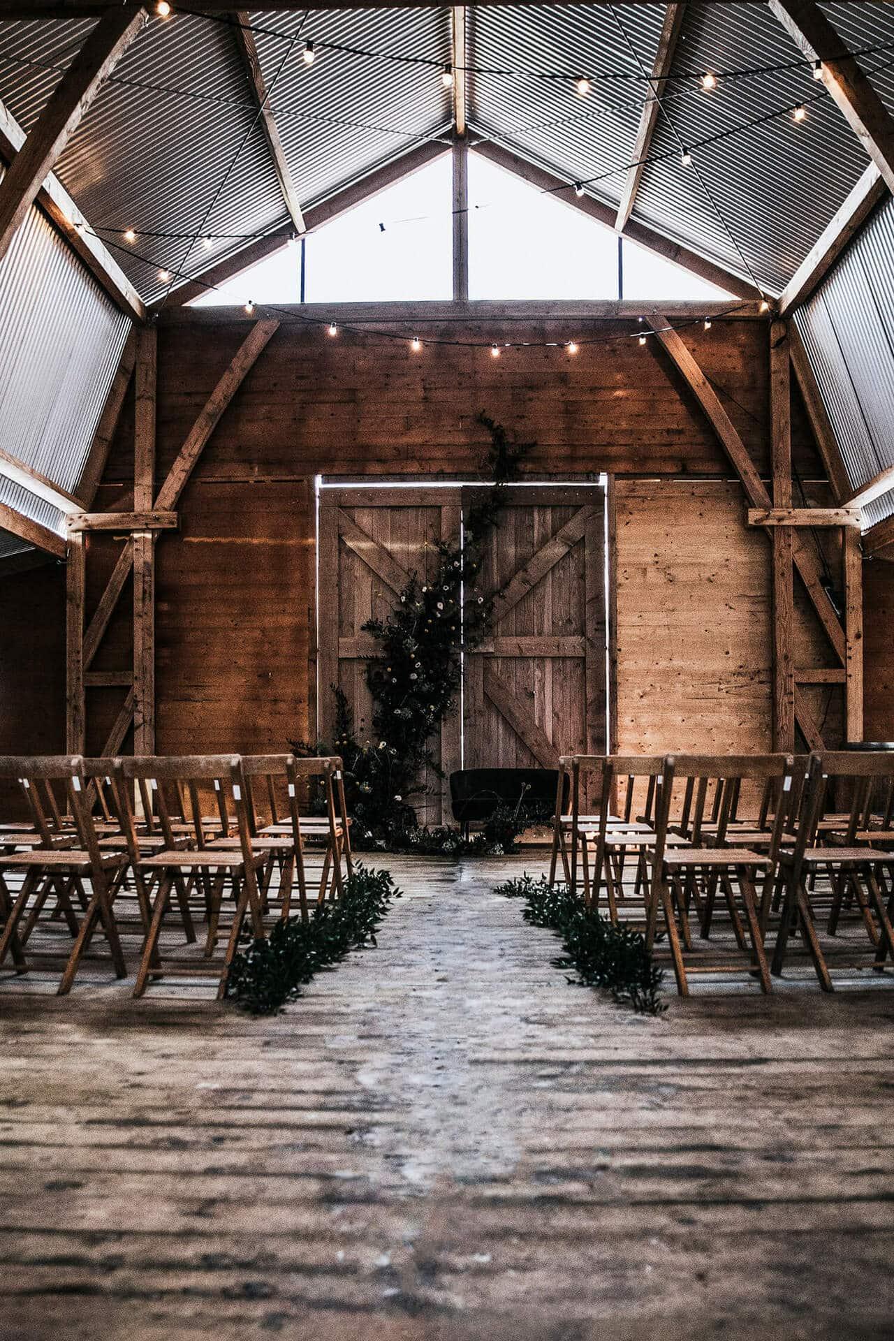 Goede Bruiloft inspiratie: Trouwen in een schuur, gewoon in Nederland! SS-84