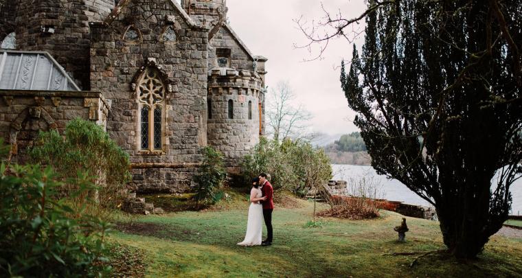 Bruiloft Inspiratie: trouwen in een kasteel in het mooie Schotland