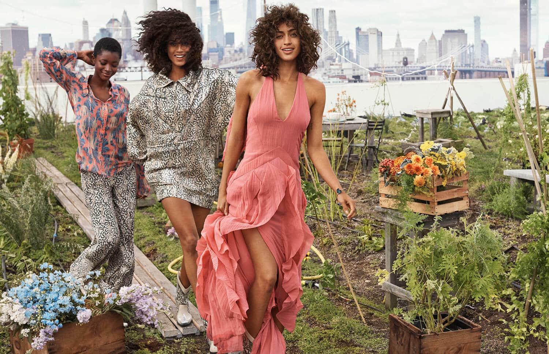 Jurk Bruiloft Gast 2019.Perfecte Outfit Als Bruiloftsgast De Nieuwe H M Conscious Exclusive