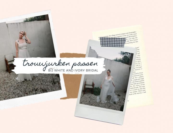 Video: Trouwjurken passen bij White and Ivory Bridal