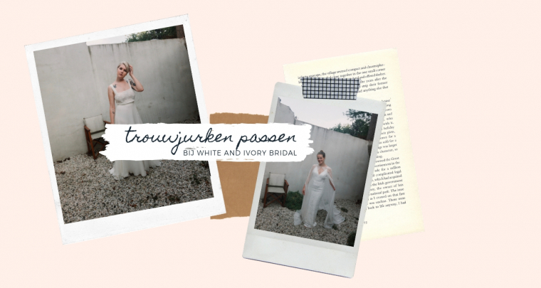 Video: Trouwjurken passen bij White and Ivory Bridal