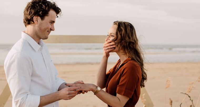 Inspiratie: 7 ideeën voor een fantastisch huwelijksaanzoek