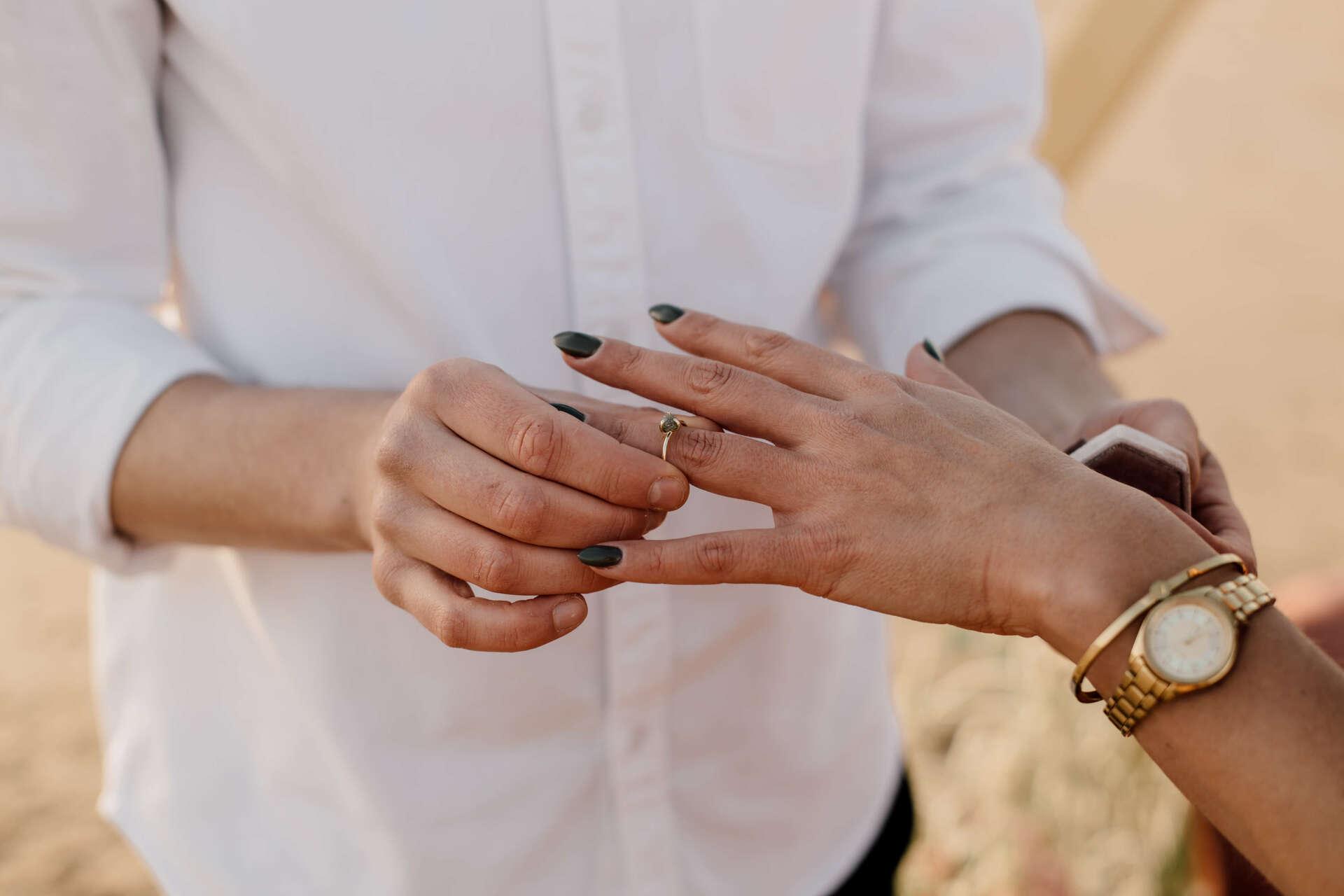 Huwelijksaanzoek doen - Girls of honour