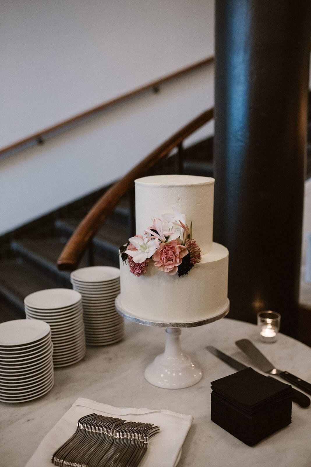 persoonlijke en intieme bruiloft