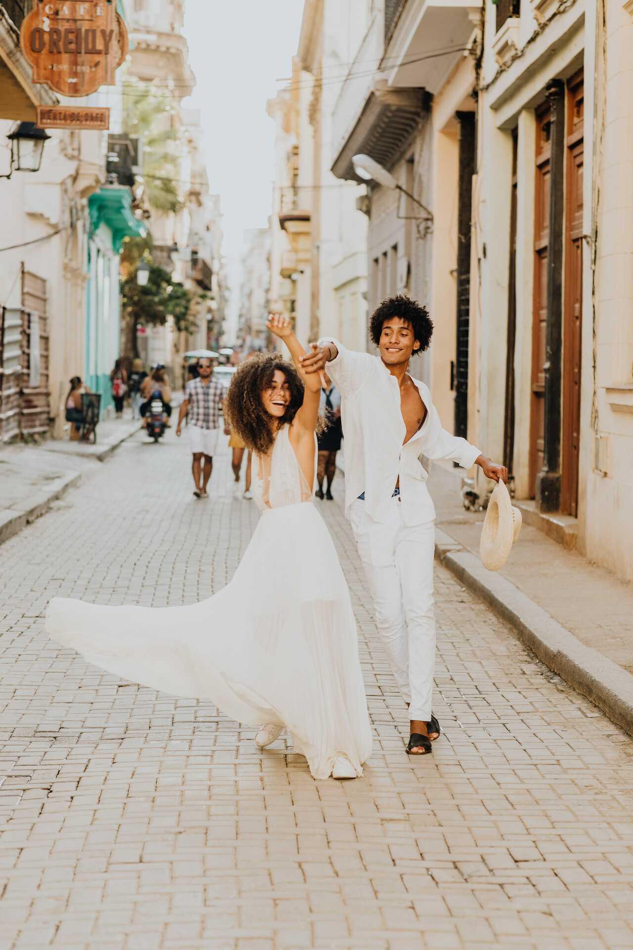 Caribische bruiloft