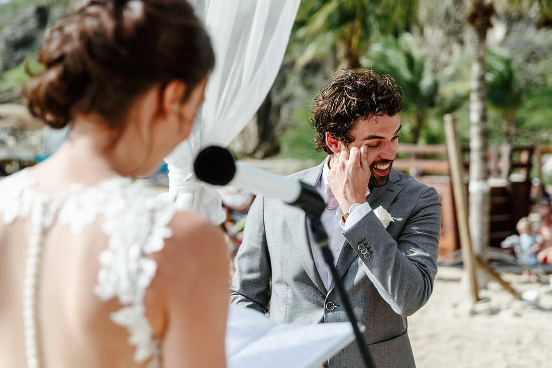 trouwen op curaçao
