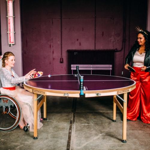 trouwen met een handicap