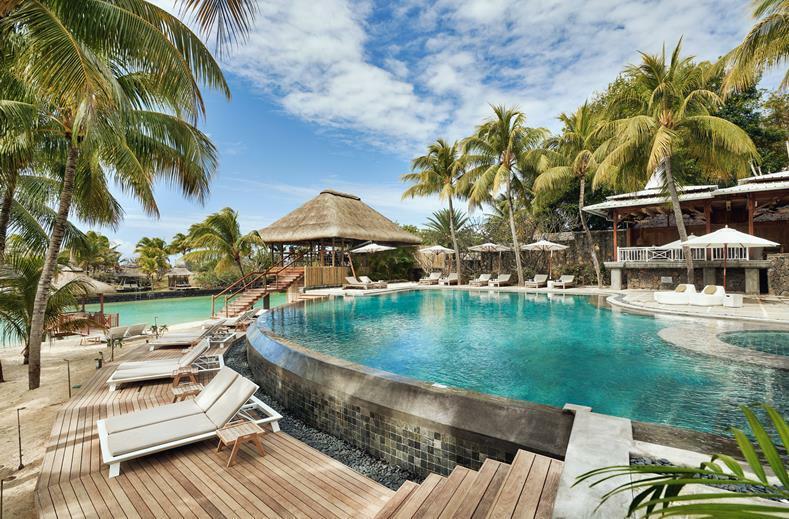 Hotel in Mauritius voor een huwelijksreis zonder kinderen