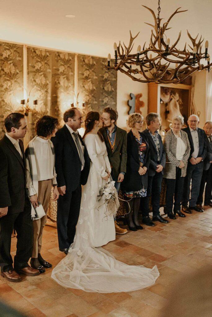originele real wedding