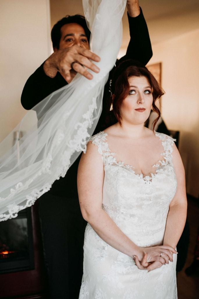 Bruidssluier inspiratie