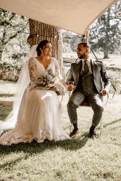 bruidsluier inspiratie