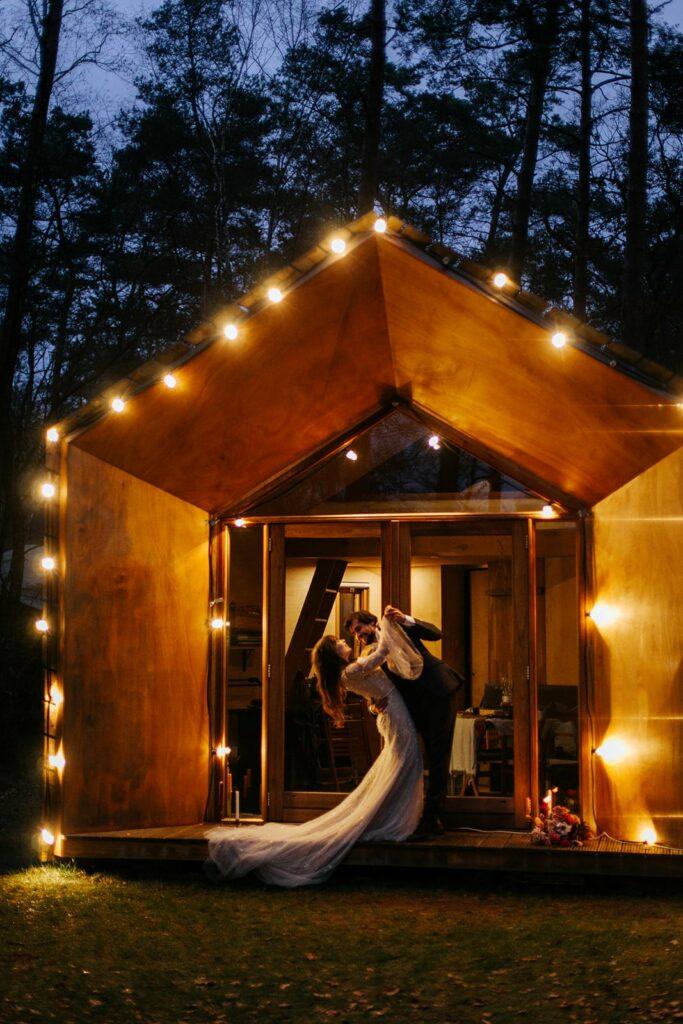 stoere en romantische elopement