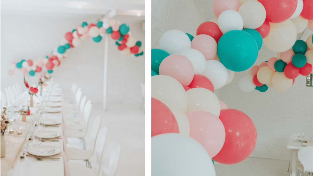 ballonnen decoratie