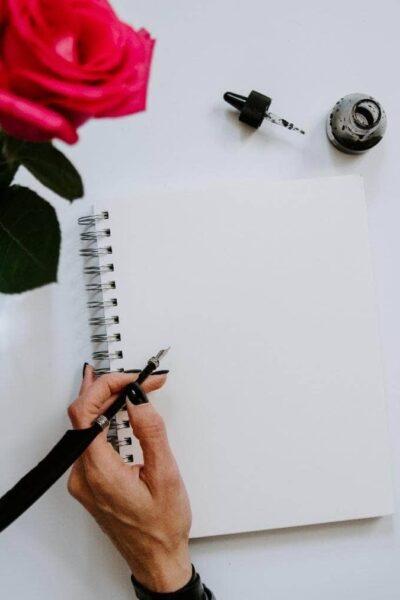 liefdesbrief schrijven