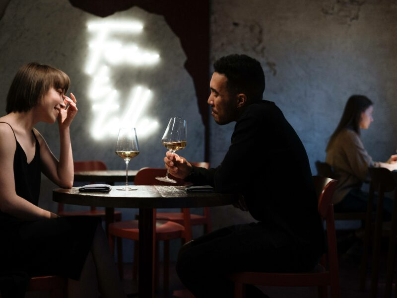 restaurants date night