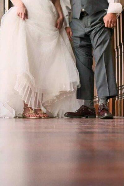 Toffe trouwschoenen
