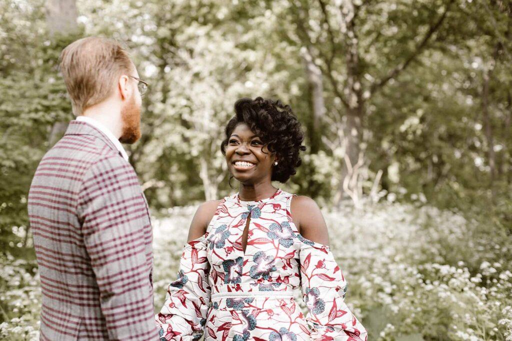 Corona bruiloft inspiratie