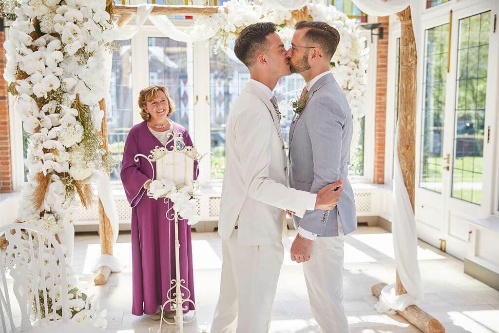 elegante bruiloft inspiratie