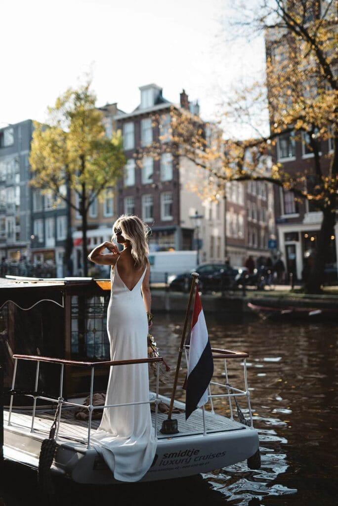 Trouwen Amsterdam
