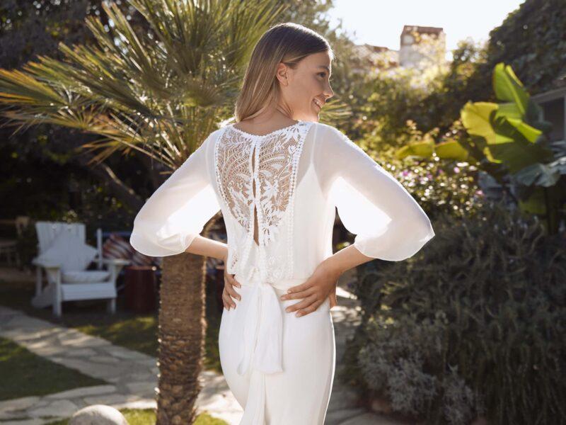 Nieuwe trouwjurken Modeca