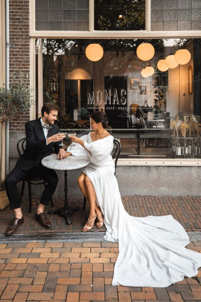 bruiloft Delft