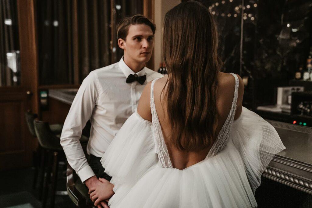 stijlvolle bruiloft plannen