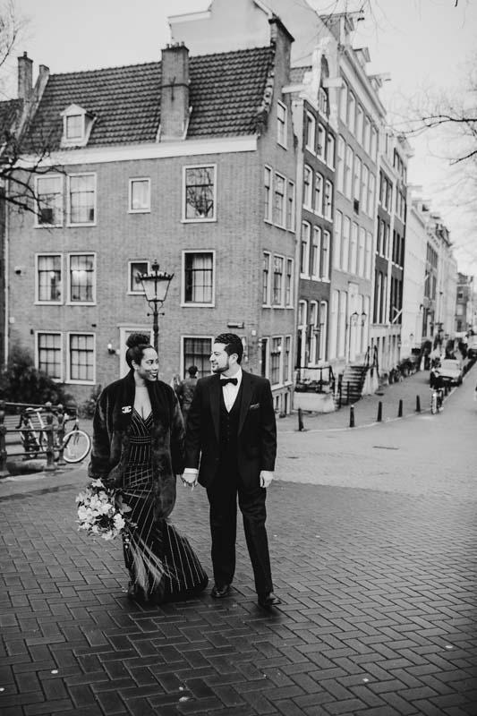 Trouwbeloften vernieuwen Amsterdam