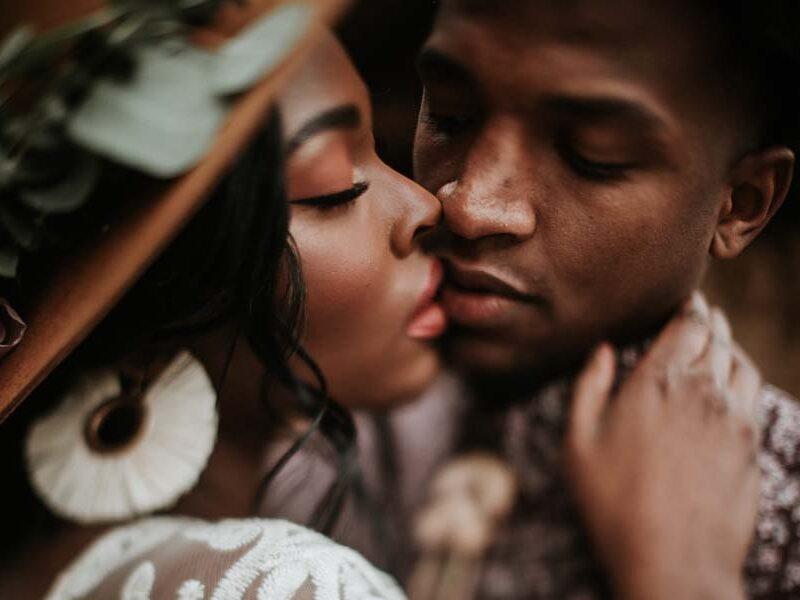 Afro-Amerikaanse bruiloftstradities