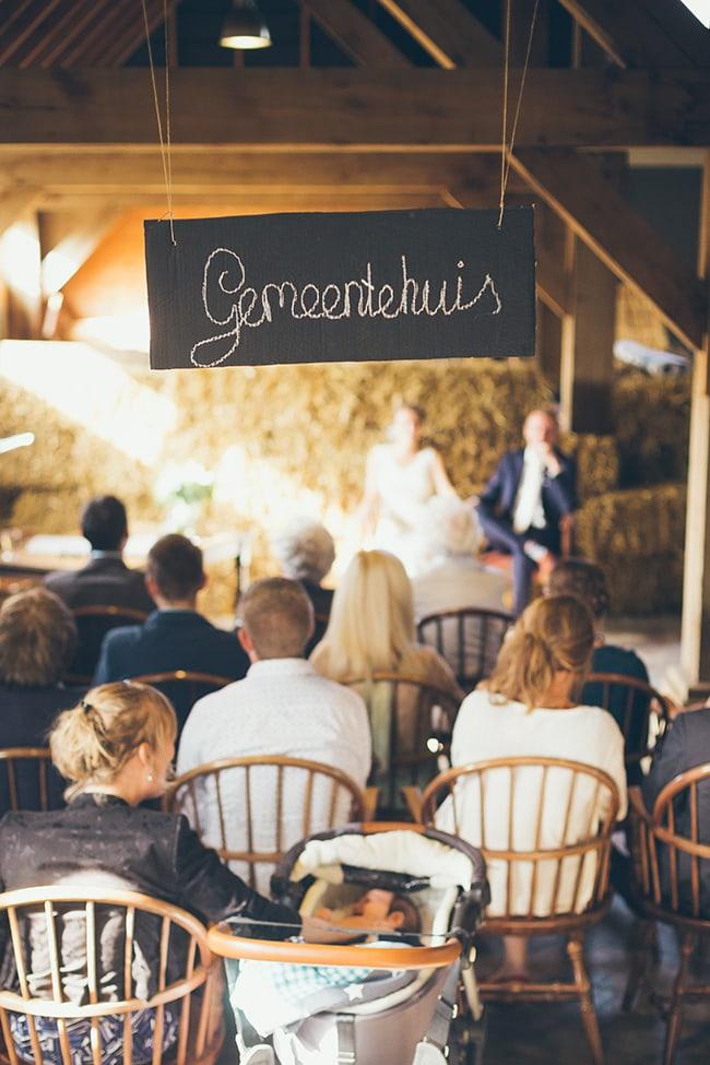 Boerderij bruiloft 15