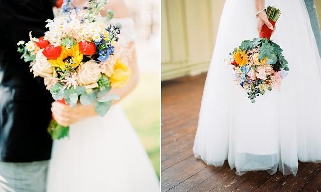 Bruidsboeket: welke bloemen kies jij?