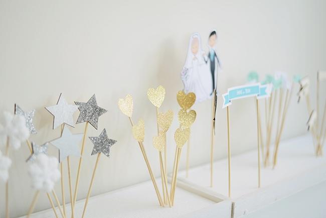 Bruidstaart Sugarlips cakes 1