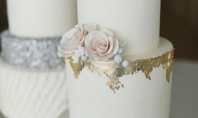 Trends voor je bruidstaart