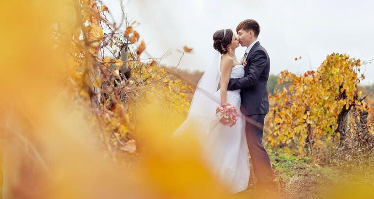 Herfst in je bruidsboeket