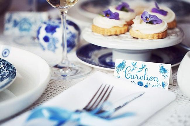 Delfts blauwe bruiloft (49)