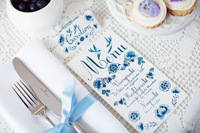 Delfts blauwe bruiloft (54)