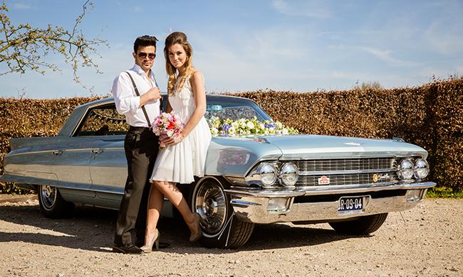 Inspiratie: een Elvis Presley bruiloft