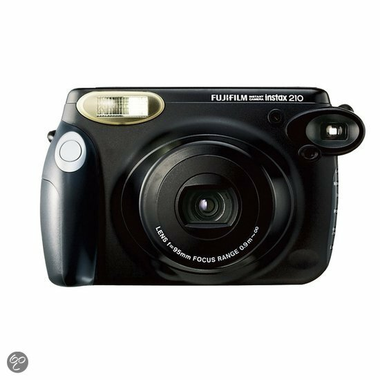 Fujifilm Instax 210 - Zwart