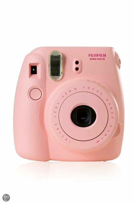 Fujifilm Instax mini 8 - roze