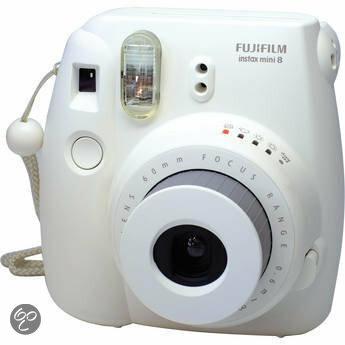 Fujifilm Instax mini 8 - wit