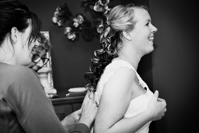 Bruiloft gertjan anne