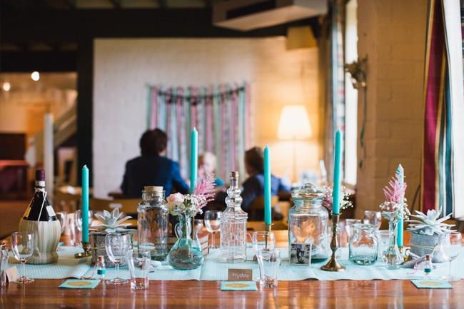 Girls of honour DIY bruiloft Ben & Joyce door Nienke van Denderen Fotografie-124