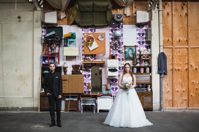 Girls of honour DIY bruiloft Ben & Joyce door Nienke van Denderen Fotografie-63