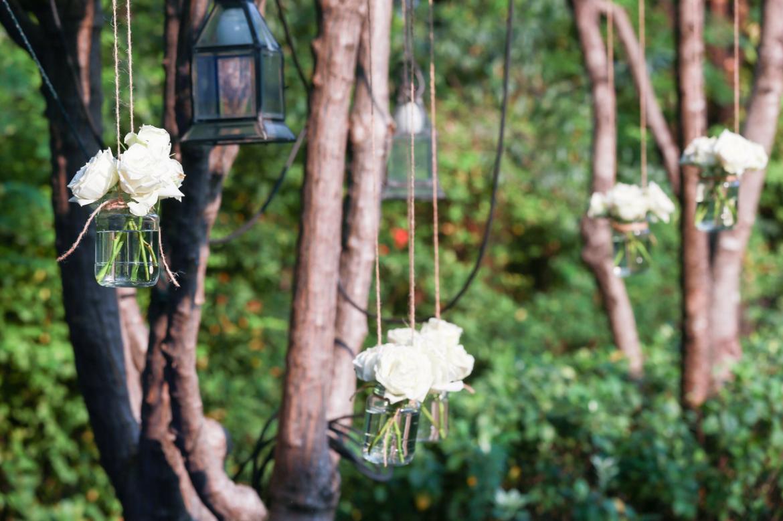 Goedkope aankleding voor je bruiloft girls of honour for Bruiloft versiering zelf maken