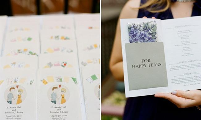 How to: huwelijks-kerkboekje maken